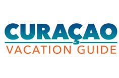 Curacao Vacation Guide by Alejandro Coronado, via Behance