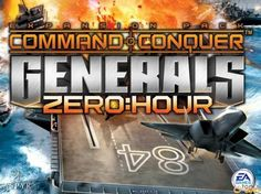 Free Download PC Game Command and Conquer Generals – Zero Hour – Cracked (PC GAME