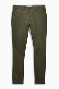 Buy Stretch Chinos online today at Next: Israel