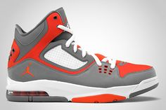 Jordan Flight 23 RST - Men\u0026#39;s - Basketball - Shoes - Cool Grey/Team Orange/White $120 | For my man | Pinterest | Jordans, Basketball Shoes and Basketball