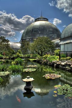 Anna Scripps Whitcomb Conservatory on Belle Isle in Detroit, Michigan, photo by Rod Arroyo Detroit Rock City, Detroit Michigan, Dearborn Michigan, Detroit Art, Flint Michigan, Metro Detroit, Coney Island, Oh The Places You'll Go, Cool Places To Visit