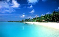 Tropical Beach Wallpaper Desktop Hd Images 3 HD Wallpapers