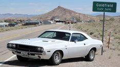 1970 Dodge Challenger R/T  from the movie Vanishing Point World's Best Muscle Cars