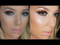 ▶ Makeup Geek: Vegas Lights Tutorial! by the stunning Lustrelux. We are loving the pop of bright blue in this look, really compliments the warm copper hue of Vegas Lights! Great look for our brown eyed babes!