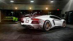 Lamborghini Novitec Torado + ADV.1 Wheels