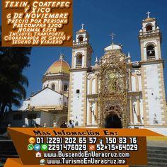 Vamos a #Texin #Coatepec y #Xico el próximo 6 de noviembre saliendo de #Veracruz http://www.turismoenveracruz.mx #excursion