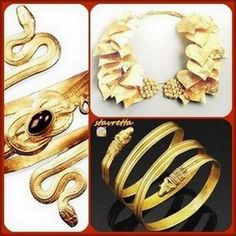 αρχαία ελληνικά χρυσά κοσμήματα (stavretta)