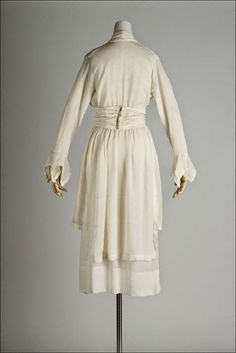 All The Pretty Dresses: Edwardian White Dress