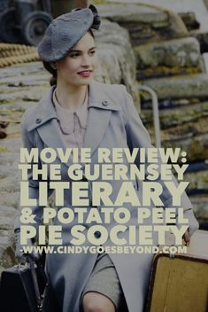 You are watching the movie The Guernsey Literary & Potato Peel Pie Society on Putlocker HD. Free-spirited writer Juliet Ashton forms a life-changing bond with the delightful and eccentric Guernsey Literary and Potato Peel Pie Society, when she decides Potato Peel Pie Society, The Guernsey Literary, Jessica Brown, Lily James, Peeling Potatoes, Thriller, Documentaries, Netflix, To My Daughter