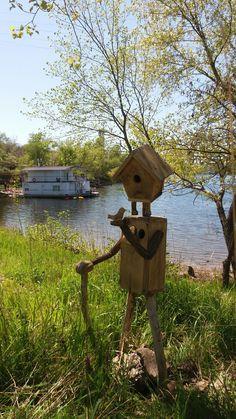 Bird House Plans 856317316625491457 - Valerij Podsadnyj's Foton – 465 foton Bird House Plans, Bird House Kits, Outdoor Crafts, Outdoor Projects, Outdoor Decor, Garden Crafts, Garden Projects, Bird House Feeder, Bird Feeders