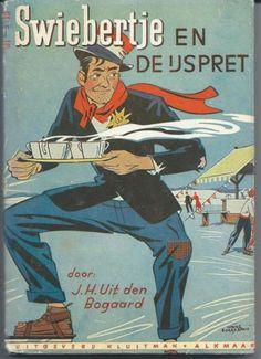 Swiebertje en de IJspret jaren 60