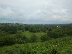Tacubaya desde la carretera de Naranjo