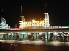 California Adventure at Disneyland.