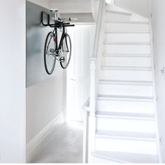 RE-PIN THIS!!! http://www.cardosystems.com/ indoor bike storage