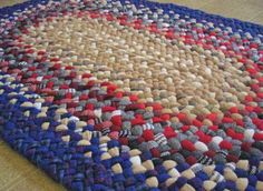 76 Best Braided Rugs Images