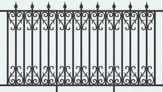 Home Fencing, Golf Green, Wrought Iron Fences, Craft Fairs, Home Appliances, Display, Crafts, Design, Home Decor