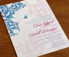 164 best invitation style flat printed images wedding cards