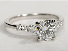 What's Your Engagement Ring Style? #weddings #engagement #enagementrings