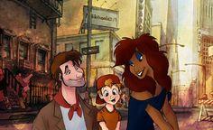 http://www.popsugar.com/love/Disney-Characters-Humans-Art-38837944