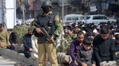 2/17/17 Pakistan 'kills 100 militants' after Sufi shrine attack  Pakistan kills suspected militants in Sindh and the north-west, and fires rockets into Afghanistan.