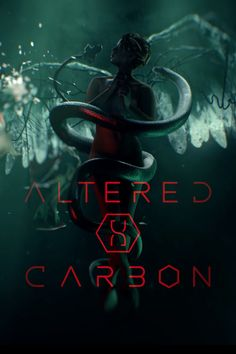 Altered Carbon NETFLIX PRODUCTION