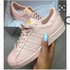 new styles 09e7c 56d66 pink sneakers pink rose rose gold adidas adidas shoes adidas superstars  shoes adidas originals adidas pale sneakers superstars adidas superstar  glossy peach ...