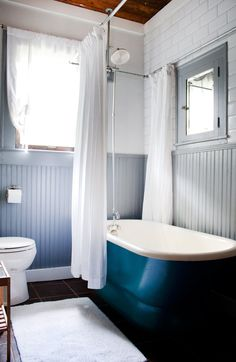 Does your bathroom need an upgrade? For not a lot of money, and without outside help, you can dramatically boost your bath's appearance in a weekend — without the need for a full renovation. Small improvements (as your time and wallet allow) are a manageable alternative to full-scale remodeling, but have a transformative effect that's refreshing and gratifying. Try one of these 8 small-scale projects yourself...