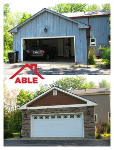 Transformationtuesday Find Out What Able Roof Can Do To Transform Your Home Whether It