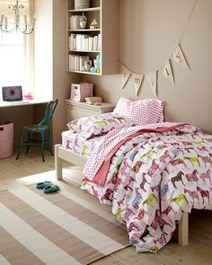 Pattern Play and Painted Ponies Bedroom Collection