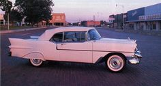 "Reuben Allender's Fabulous ""El Moroccos"" - mid to late 50's - a Chevy that looked like a Cadillac"