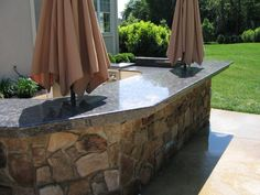 Spanish style outdoor kitchens and spanish on pinterest for Spanish style outdoor kitchen