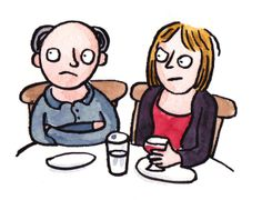 The 15 types of couples you see in restaurants on Valentine's Day.