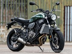 Yamaha XSR 700 : l'essai Moto-Station