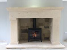 Welcome to Tomlinson Stonecraft - home of bespoke, hand carved natural stone fireplaces & architectural stonemasonry. Sandstone Fireplace, Stone Fireplace Surround, Natural Stone Fireplaces, Fireplace Design, Pet Headstones, Fireplace Showroom, Portfolio Covers, Fire And Stone, Stone Masonry