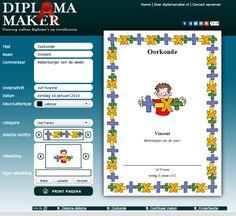 Diplomamaker