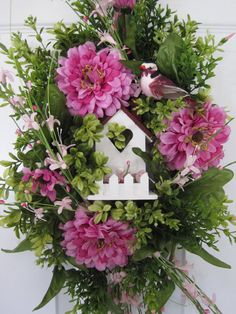 PINK SWAG by funflorals on Etsy
