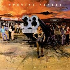 Special Forces 38 Special Band, Cover Art, Cd Cover, A&m Records, Cool Album Covers, Pochette Album, Vintage Vinyl Records, Special Forces, Kinds Of Music