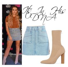 Perrie Edwards San Francisco 3/27/17 by katiehorror on Polyvore featuring polyvore fashion style BDG Public Desire clothing