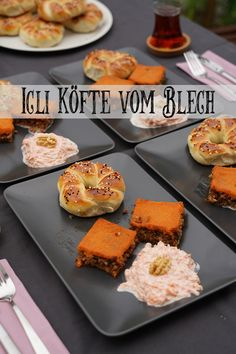 Kolache Recipe Czech, Turkish Recipes, Spicy Recipes, Chocolate Desserts, No Cook Meals, Food Videos, Food And Drink, Yummy Food, Snacks