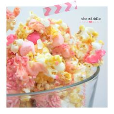 In The Pink Popcorn