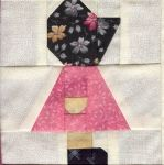 StitchersNeedle - Sunbonnet Sue Paper-pieced Pattern