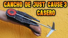 ◀︎▶︎Como hacer el GANCHO de JUST CAUSE 3 Casero. How to Make the Hook Ju...