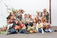 I spent few days in May assisting Gabriela Salazar from la Musa de las Flores floral workshop in Vancouver. Before launching her floral design b Muse Magazine, Burgundy And Gold, Bridal Shoot, Business Design, Flower Art, Vancouver, Floral Design, Workshop, Bouquet
