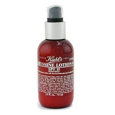 Abyssine Lotion + SPF 15 75ml/2.5oz by Kiehl's. $59.84. This beauty product is 100% original.. A lightweight moisturizing lotion to soothe & protect skin Formulated with naturally-derived ingredient Abyssine & mineral rich Corallina Extract Helps reduce appearance of fine lines & wrinkles Defends skin from free radical damage with antioxidants Offers broad-spectrum UVA/UVB protection Leaves skin velvety smooth supple & youthful Dermatologist tested & suitable for sensitive skin