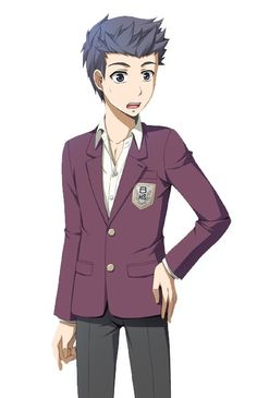 Kensuke Kurosaki, Corpse Party. I liked this guy so much and he died horribly . @hipsterglassez