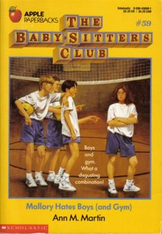 The Baby-Sitter's Club. Definitely owned all of these books.