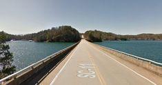 The 7 Best Scenic Backroads In South Carolina