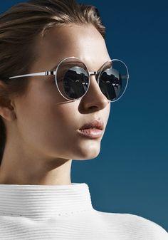 Josephine Skriver for Lindberg Eyewear S/S 2016