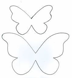 tinker more and more: great ideas for a butterfly party . - tinker more and more: great ideas for a butterfly party …, - Felt Crafts, Diy And Crafts, Crafts For Kids, Arts And Crafts, Paper Crafts, Felt Flowers, Fabric Flowers, Paper Flowers, Butterfly Party