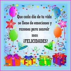 Imagenes De Cumpleaños Para Mujeres Tarjetas De Cumpleaños